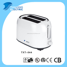 2015 new 750W 2 slice electric popup bread toaster TXT-044