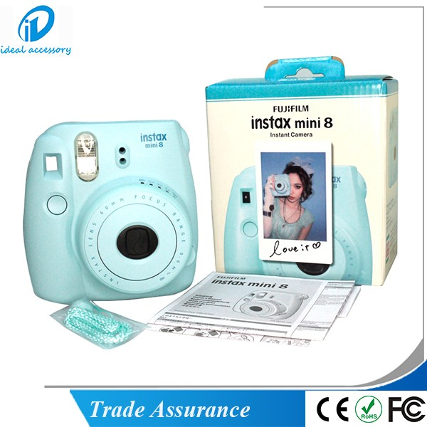 Fujifilm Instax Mini 8 Immediata Film Camera