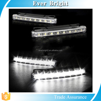 8 X 1W Daytime Running Light Super Bright LED DRL/ daytime running light