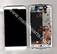 BB Z10 3g lcd + Touch with Frame White