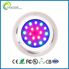 24V AC 12V 3W 6W 9W 12W 18W high quality led switch light remote par 56 led swimming pool billiard accessories