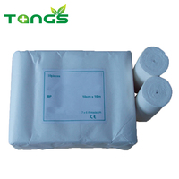 Slap-up boots gauze swabs flexible bandage plaster of paris