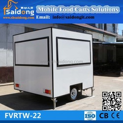 Low Cost Popular Sentry Box/Mobile Food Kiosk
