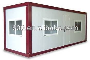 prefabricated container house 2