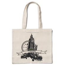 UK promotional Printed Cotton Bags