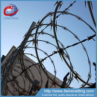 Anping Longteng low price concertina razor wire for sale