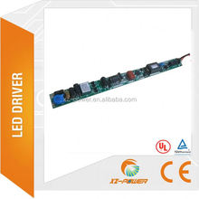 XZ-TP12B 300ma Isolated CE UL Tube 24vdc constant voltage led driver