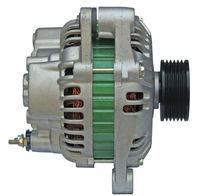 Good quality auto spare parts rebuilt 12V Car alternator for Chery A5 & Tiggo 90A 6S CW