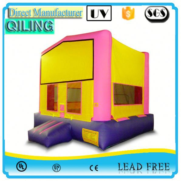 Factory Direct custom toys inflatable boucy castle for sales for adult