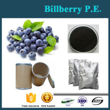 Factory Direct/High Quality/Bill Berry P.E./Billberry Extract Anthocyanidins