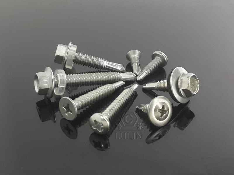 Stainless Steel Self-drilling Screw / Roofing Screw