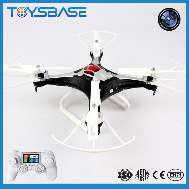 2.4G Gryo Kit Wifi FPV Transmitter Plane Quadcopter with Headless Mode & One Key Return,Real-time transmission,2MP Camera