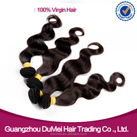 human hair unprocessed remy body wave ombre Indian virgin hair