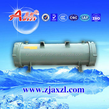 Shell And Tube Water Cooled Condenser