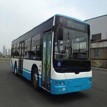 Pure electric city bus