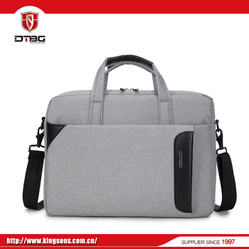 Factory direct China nylon business laptop briefcase