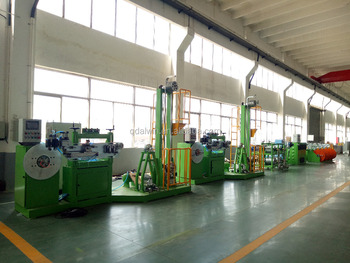 Tire bead wire grommeting building machine