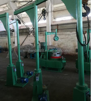 Wire collecting Discharge Machine