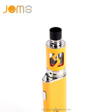 2016 jomotech lite 65 vape mod 65W e cig box mod mini sub ohm tank hot selling in the UK market