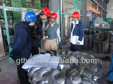 Anti-cavitation rough machined pelton turbine runner made in china from shenyang getai for hydroelectrique turbine generator