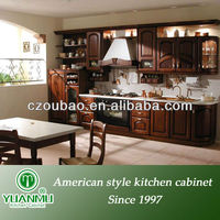 new model custom design kitchen cabinet made in china