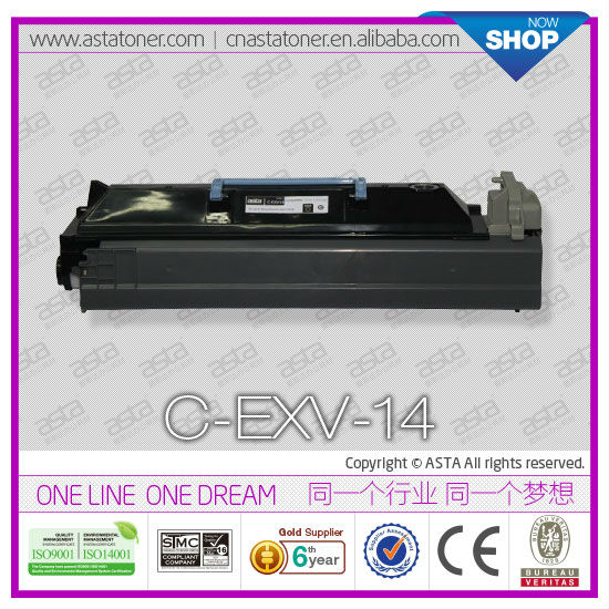 Compatible for Canon copier toner NPG-28 GPR-18 EXV14for IR2016/2018/2020