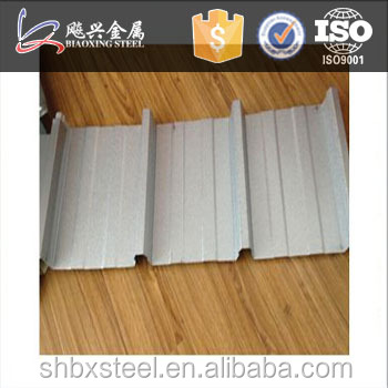 Building Material Colorful New DesignTrapezium Roofing Sheet