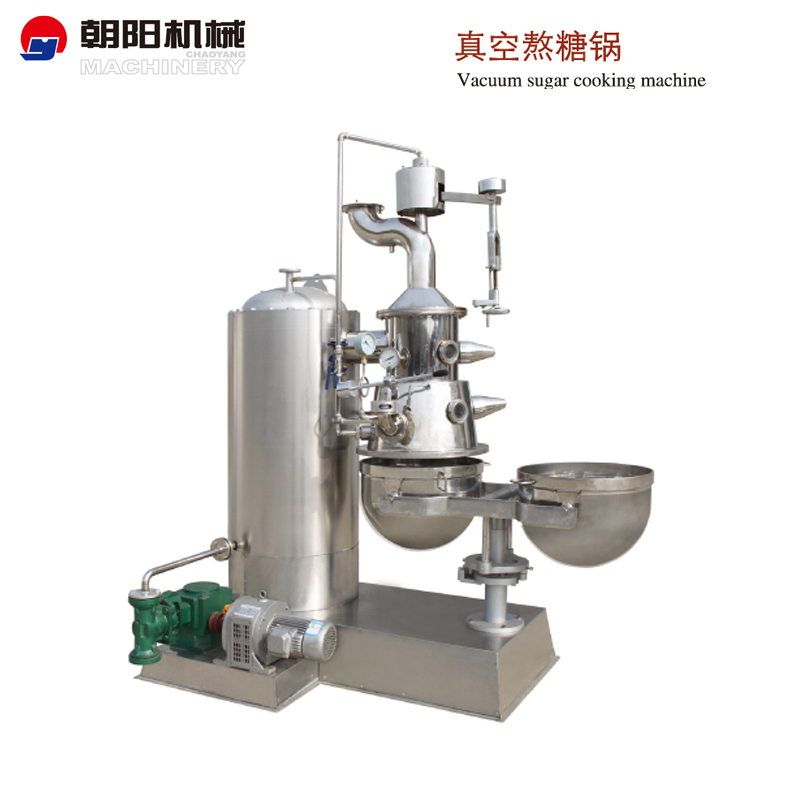 electric sugar melting&boiling machine