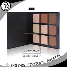 Create your own brand contour stick 9 colors makeup contour palette