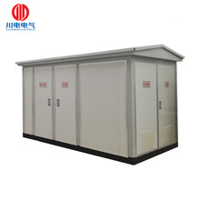 Box-type Substation Electrical Power Equipment YBW-12/0.4