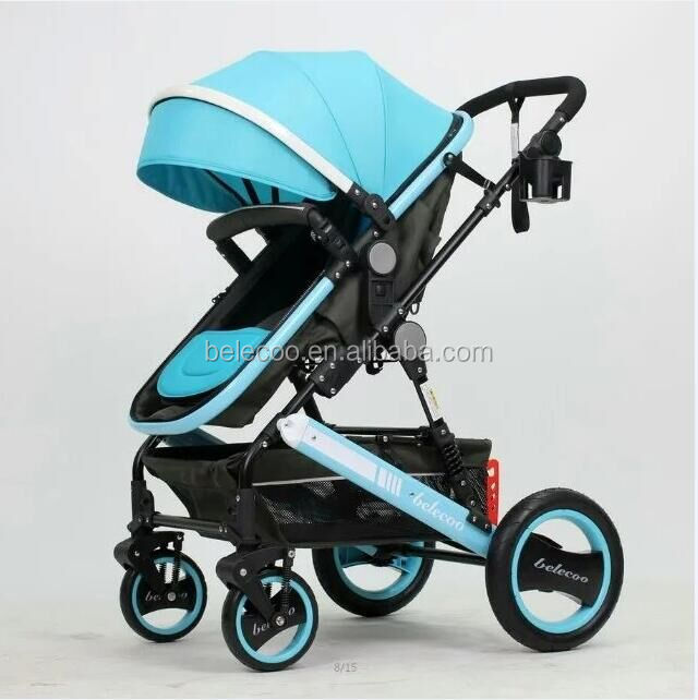 Belecoo baby stroller 3 in 1