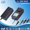 12v 3a ac to dc switching power supply with approval
