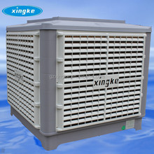 alibaba china supplier air cooler/ High pressure mute nylon blades UV cut resistance new cabinet 18000m3/h air conditioning
