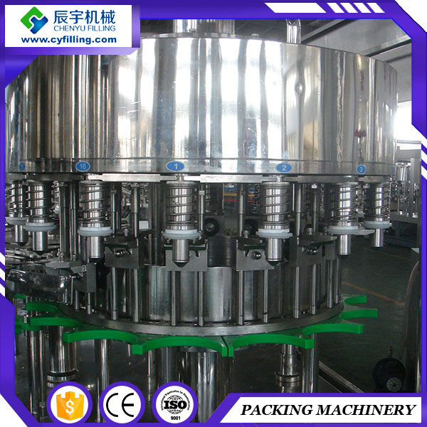 High quality plant low cost of mineral water filling machine price
