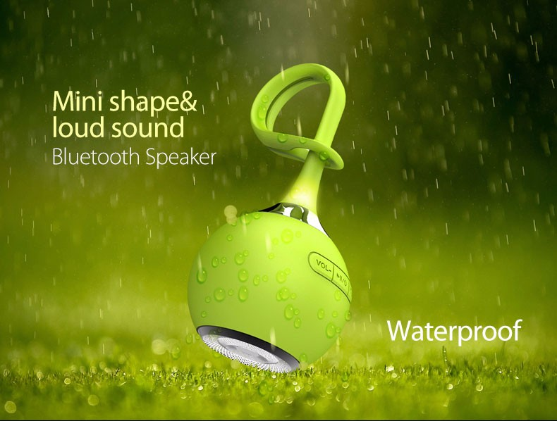 New 2016 Profession Waterproof Mini Bluetooth Portable Speaker