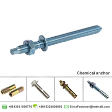 China Leading Manufacturer M6~M24 chemical anchor