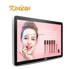 18.5 Inch Small Size Wall Mouting Portable 9Taxi Video Advertising Player Can Bus Lcd Digital Signage Display