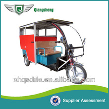 Solid Chassis Bajaj Three Wheeler Auto Rickshaw Price With Large Capacity