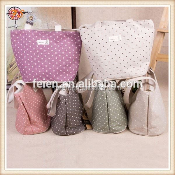 pretty cool Jute Bags with cotton webbing handles SHO-070
