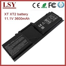 Replacement laptop battery for dell Latitude XT XT2 battery PU536 MR369 PU501FW273 notebook battery