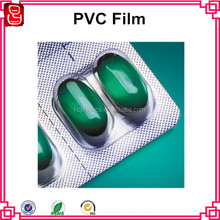 pvc blister packaging of tablets / pvc vacuum thermoforming film