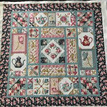 100% Cotton Set Patchwork Quilt
