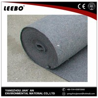 High Tensile Strength Needle Punched non woven geotextile for earthwork