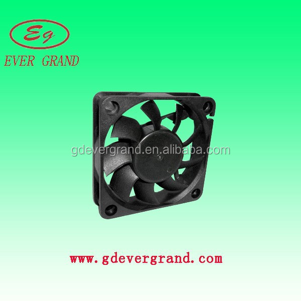 60mm 60x60x15 6015 12v 24v small dc brushless cooling axial fan 5v (ED6015S(B)12H) 12v mini cooler