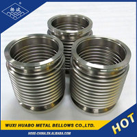 Yangbo Stainless steel flexible metal pipe bellows