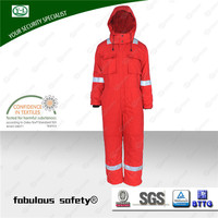 xinxiang factory wholesale HRC 2 winter anti fire clothing