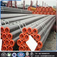 types of mild steel pipe