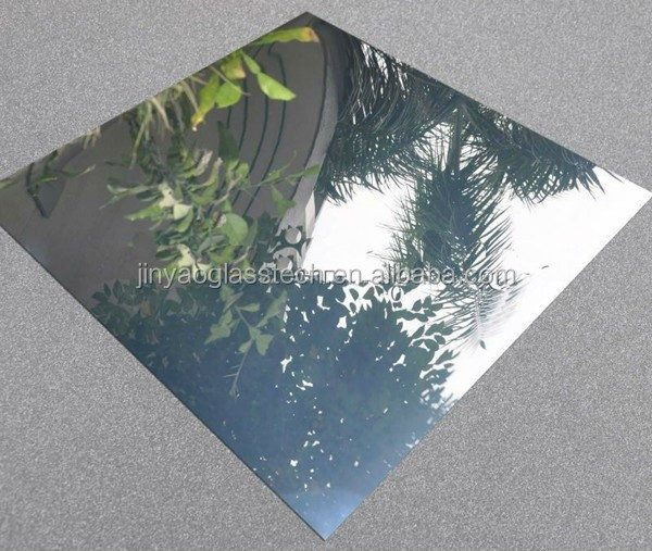 Jinyao high quality silver mirror aluminum mirror silver mirror price per square meter