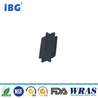 Waterproof mechanical use rubber seal