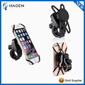 Universal Bike Phone Mount With Security Band Magnetic Bicycle Phone Holder For iPhone 7/6/6s Plus